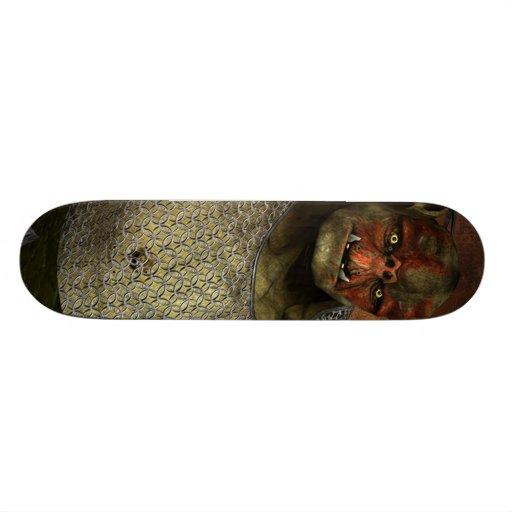 Troll Skateboard