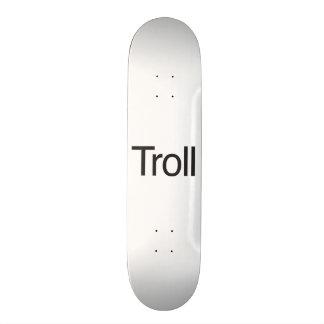 Troll Skateboard Deck