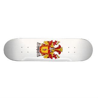 Trolle Family Crest Skateboard Deck