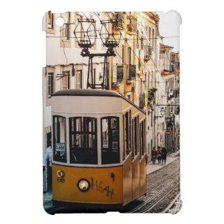 Trolley Street Car Transport Rail Train City iPad Mini Cover