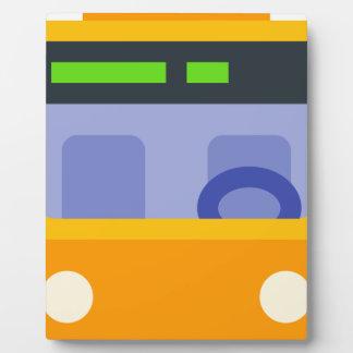 Trolleybus Plaque