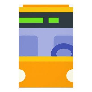 Trolleybus Stationery