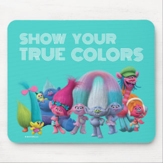 Trolls | Best Troll Friends Mouse Pad