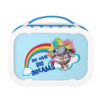 Trolls   Big Hair, Big Dreams Lunchboxes