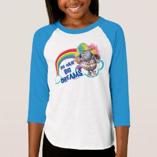 Trolls   Big Hair, Big Dreams T-Shirt