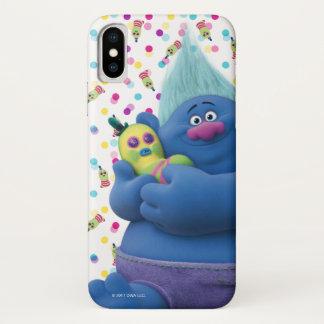 Trolls | Biggie & Mr. Dinkles iPhone X Case
