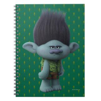 Trolls | Branch - Mr. Grumpus in the House Notebooks