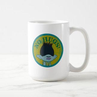 Trolls | Branch - No Hugs! Coffee Mug
