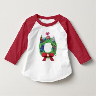 Trolls | Christmas Wreath T-Shirt