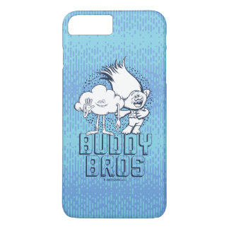 Trolls | Cloud Guy & Branch - Buddy Bros iPhone 8 Plus/7 Plus Case