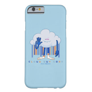 Trolls| Cloud Guy Code Barely There iPhone 6 Case
