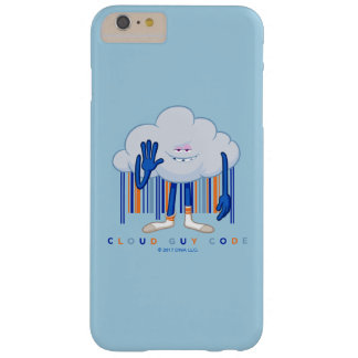 Trolls| Cloud Guy Code Barely There iPhone 6 Plus Case