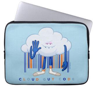 Trolls| Cloud Guy Code Laptop Sleeve