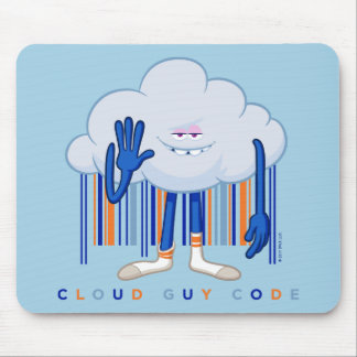 Trolls| Cloud Guy Code Mouse Pad