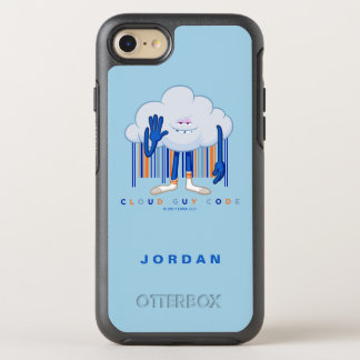 Trolls| Cloud Guy Code OtterBox Symmetry iPhone 8/7 Case