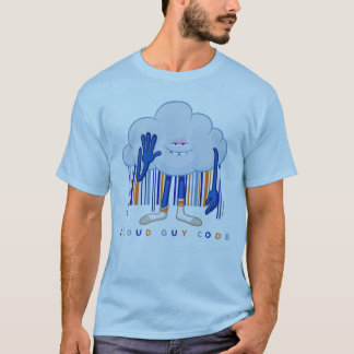 Trolls| Cloud Guy Code T-Shirt