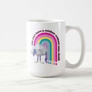 Trolls | Cloud Guy Rainbow Coffee Mug