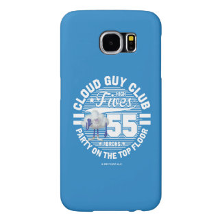 Trolls | Cloud Guy Salute Samsung Galaxy S6 Cases