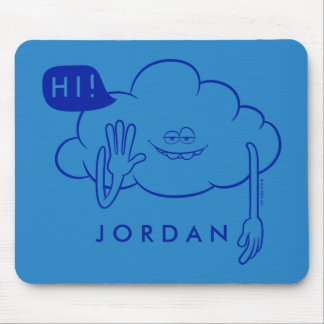 Trolls | Cloud Guy Smiling Mouse Pad