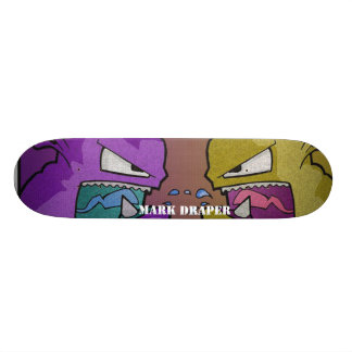 Trolls Custom Skateboard