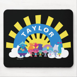 Trolls | Forever Shine Mouse Pad