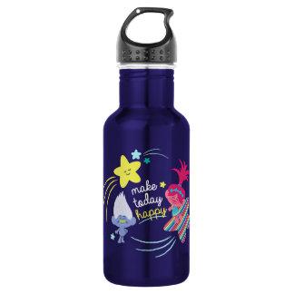 Trolls | Glitteriffic Fun 532 Ml Water Bottle