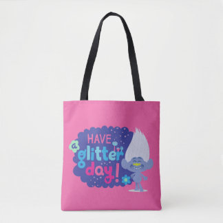 Trolls | Guy Diamond - Have a Glitter Day! Tote Bag