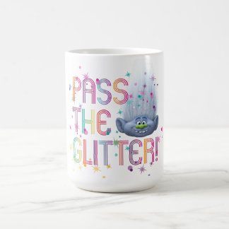 Trolls | Guy Diamond - Pass the Glitter Coffee Mug