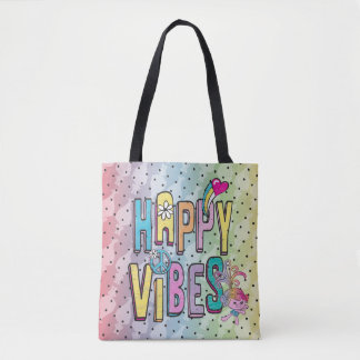 Trolls | Happy Dance Tote Bag