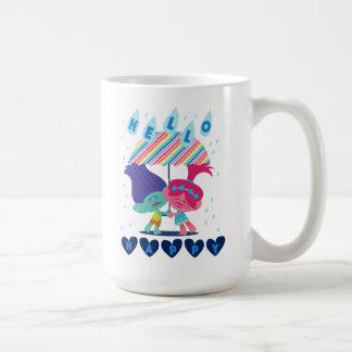 Trolls | Happy Rain Drops Coffee Mug