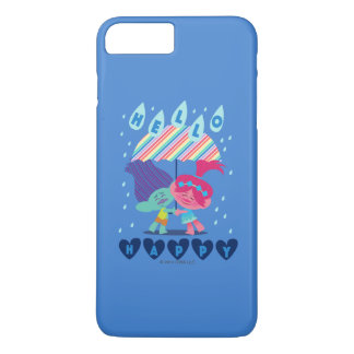 Trolls   Happy Rain Drops iPhone 8 Plus/7 Plus Case