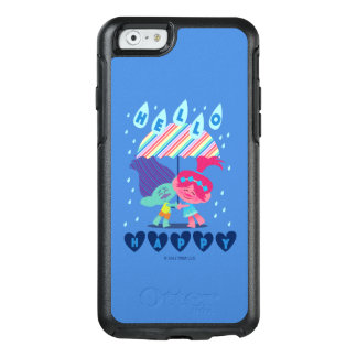 Trolls | Happy Rain Drops OtterBox iPhone 6/6s Case