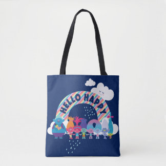 Trolls | Happy Rainbow Tote Bag
