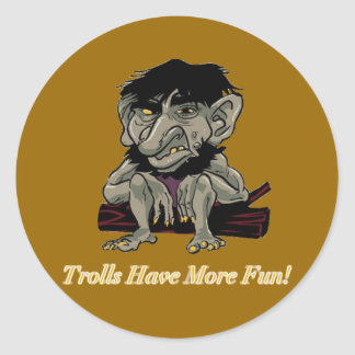 Trolls Have More Fun Stickers