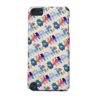 Trolls | Hug Time Pattern iPod Touch (5th Generation) Case