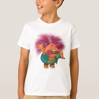 Trolls | King Peppy T-Shirt