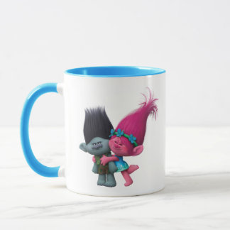 Trolls | Poppy & Branch - No Bad Vibes Mug