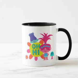 Trolls | Poppy & Branch - Oh Hi There Mug