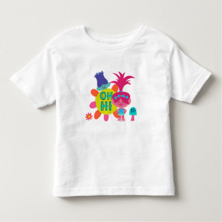 Trolls | Poppy & Branch - Oh Hi There Toddler T-Shirt