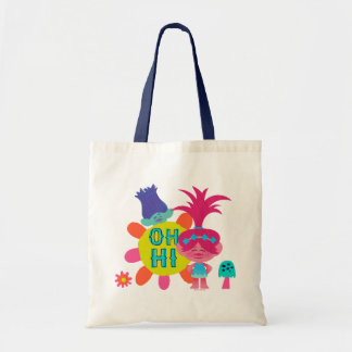 Trolls | Poppy & Branch - Oh Hi There Tote Bag