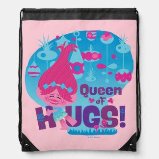 Trolls | Poppy - Queen of Hugs! Drawstring Bag