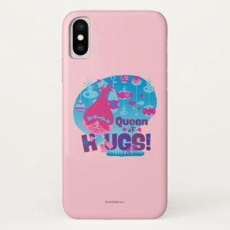 Trolls | Poppy - Queen of Hugs! iPhone X Case