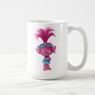Trolls | Poppy - Queen of the Trolls Coffee Mug