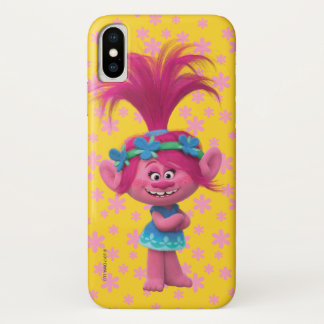 Trolls | Poppy - Queen of the Trolls iPhone X Case