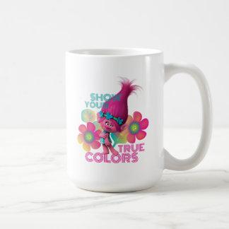 Trolls | Poppy - Show Your True Colors Coffee Mug