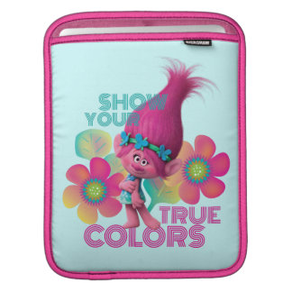 Trolls | Poppy - Show Your True Colors iPad Sleeves