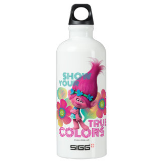 Trolls | Poppy - Show Your True Colors SIGG Traveller 0.6L Water Bottle