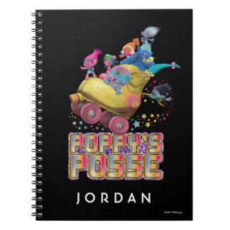 Trolls | Poppy's Posse Notebooks