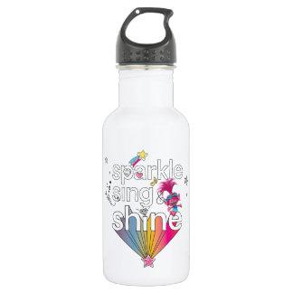 Trolls | Poppy's Sparkle Sing & Shine 532 Ml Water Bottle