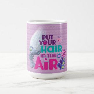 Trolls | Put Your Hair in the Air Coffee Mug